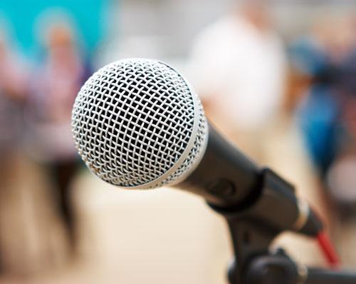 Customized Speech Coaching w/ Jenilee Taylor